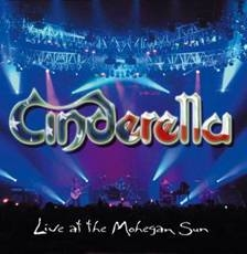 Cinderella, 'Live at the Mohegan Sun' en noviembre