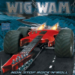 WIG WAM - Non Stop Rock and Roll