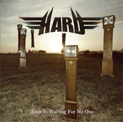 HARD: avance de 'Time Is Waiting For No One'
