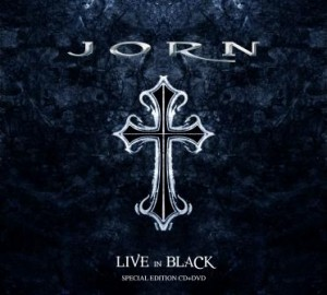 Jorn: 'Live in Black', nuevo disco en vivo