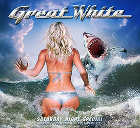 'Saturday Night Special', nuevo disco de Great White