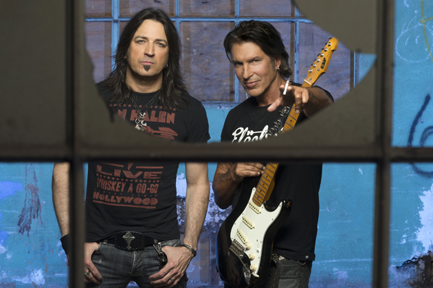 Michael Sweet y George Lynch presentan «September»