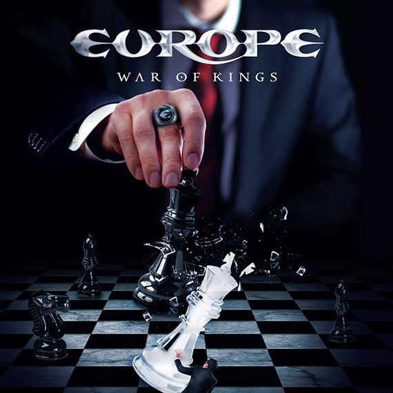 Críticas: Europe, entre lo melódico y lo oscuro en 'War of Kings'