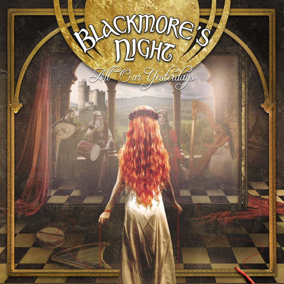 'All Our Yesterdays', próximo disco de Blackmore's Night en septiembre