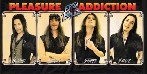 Entrevista con Pleasure Addiction: «Mantengan el pinball con vida»