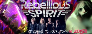 Rebellious Spirit estrenaron el video de «In My Dreams""