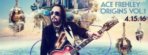 "Ace Frehley edita su disco de covers 'Origins Vol. 1': escucha ""White Room"""