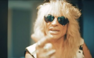 """Goin' Down With The Ship"", nuevo videoclip de Michael Monroe"