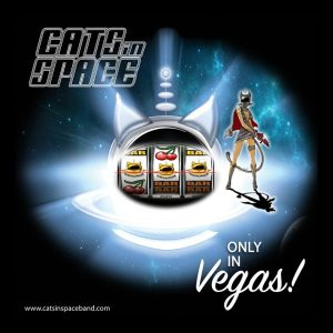Cats In Space estrenaron el videoclip de «Only in Vegas»