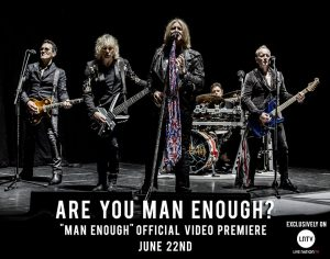 """Man Enough"", flamante nuevo videoclip de Def Leppard"