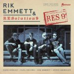 Rik Emmett regresa con su nueva banda RESolution 9
