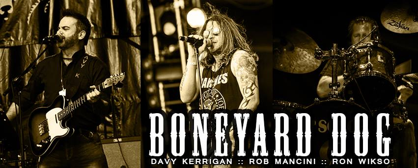 Boneyard Dog, hard blues clásico con grandes figuras