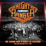 '35 Years And A Night In Chicago', nuevo disco de Night Ranger completo en Spotify