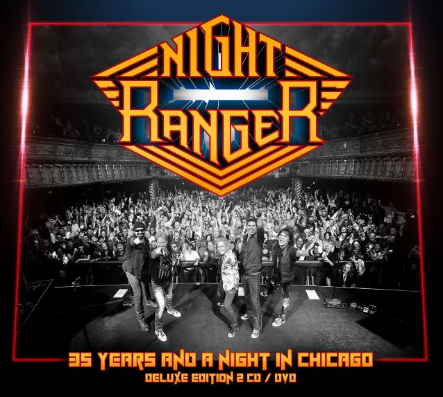 Night Ranger 35 Years And A Night In Chicago