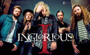 """I Don't Need Your Loving"": mira el nuevo video de Inglorious"