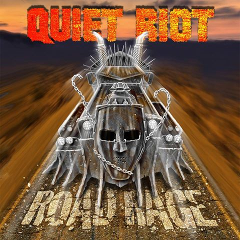Quiet riot road rage