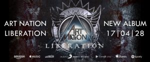 Art Nation: nuevo disco 'Liberation' ya disponible