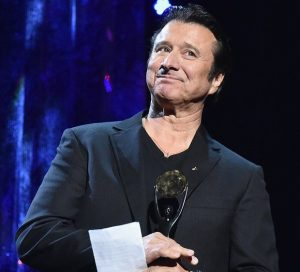 Así fue la reunión de Steve Perry y Journey en el Rock and Roll Hall of Fame