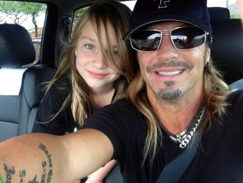 Bret Michaels Jorja Blue