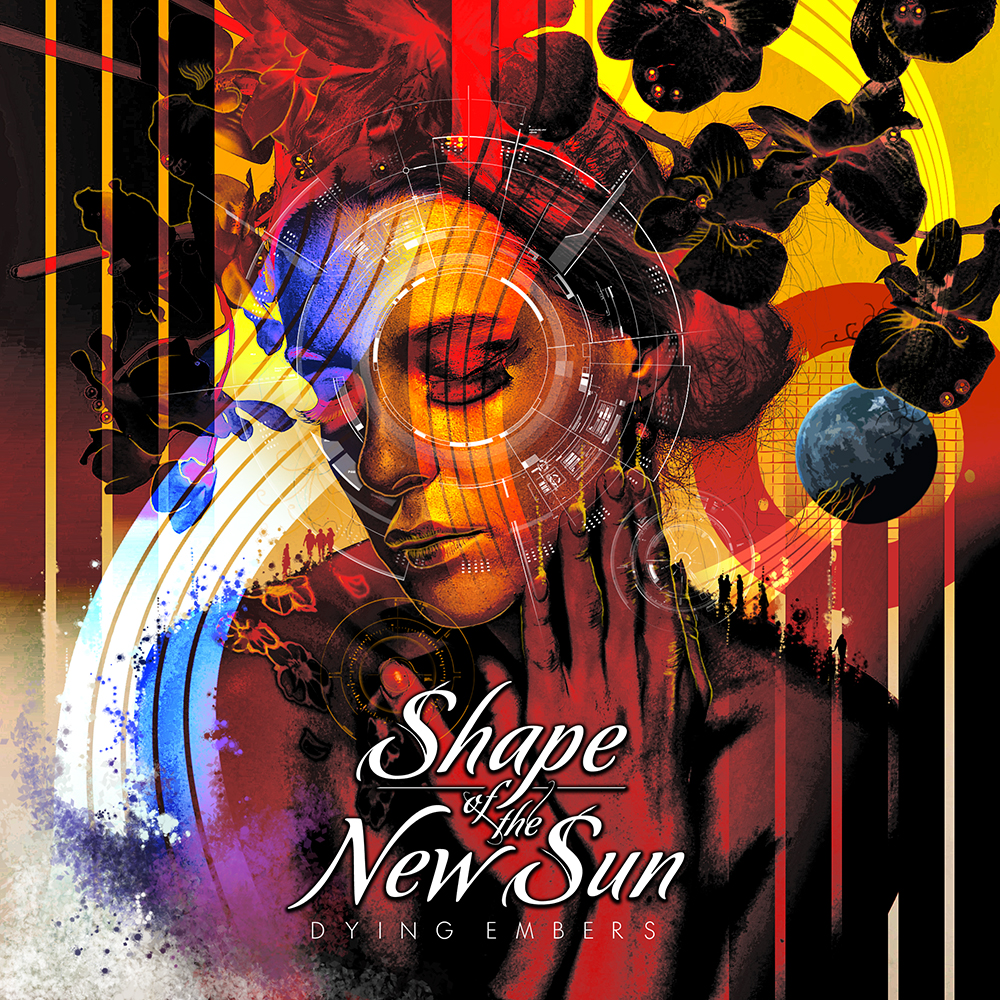 Shape of the new sun