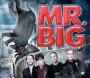 "Mr. Big presenta ""Forever And Back"", la balada principal de 'Defying Gravity'"