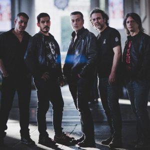 Airbound, AOR desde Italia con disco debut