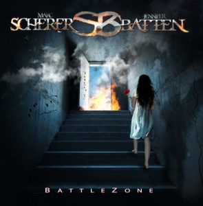 "Scherer / Batten anticipan su disco 'BattleZone' con el single ""The Sound of Yoyr Voice"""