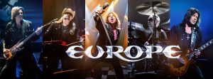 'Walk The Earth': Europe presenta su primer single