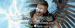 """Wings Up High"", lo nuevo del guitarrista croata Ivan Ivankovic"
