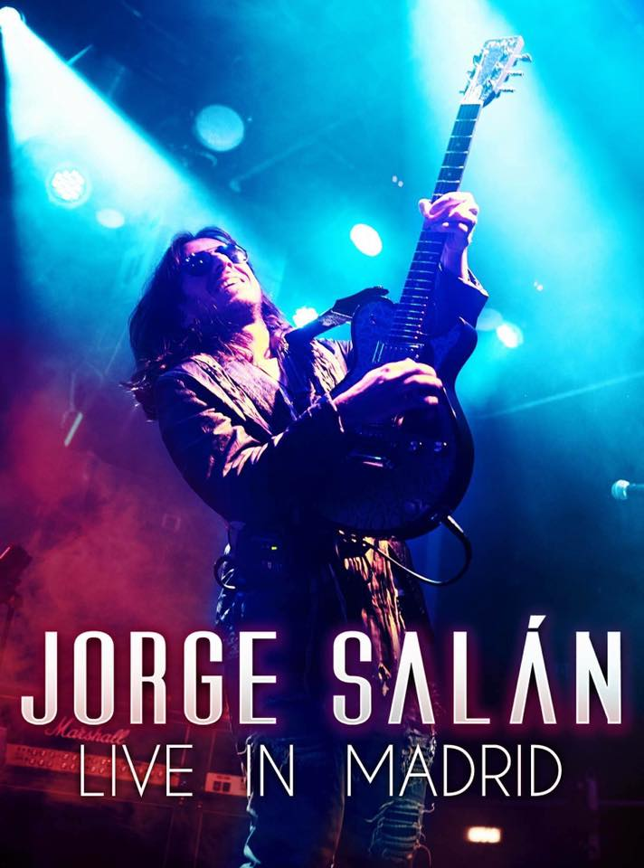 Jorge Salan Live in Madrid