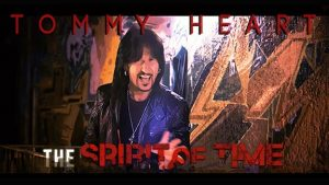 "Tommy Heart: estreno del videoclip de ""Spirit of Time"""