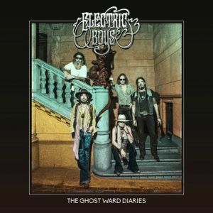 'The Ghost Ward Diaries': nuevo disco de Electric Boys en noviembre