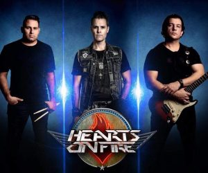 Hearts on Fire: ya disponible el disco debut 'Call Of Destiny'