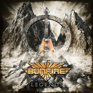 Bonfire regresa con 'Legends', un genial disco de covers de bandas de hard y AOR