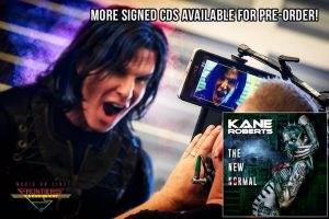 Kane Roberts presenta «Forever Out Of Place», primer single de 'The New Normal'