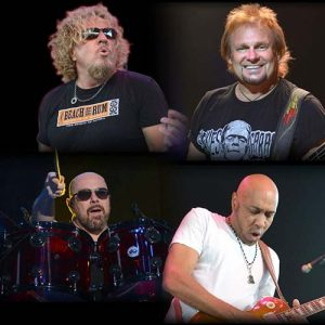 Sammy Hagar & The Circle, estreno del videoclip de «Trust Fund Baby»