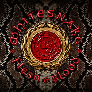 """Shut Up & Kiss Me"": Whitesnake anticipa su nuevo disco 'Flesh & Blood'"