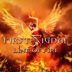 First Signal: adelanto de de su próximo disco 'Line Of Fire'