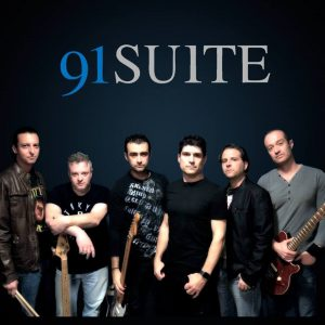 'Starting All Over', nuevo EP de 91 Suite para junio