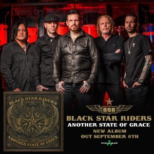 'Another State Of Grace', adelanto del nuevo disco de Black Star Riders