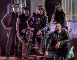 'Begin Again': adelantos del nuevo disco de Wheels Of Fire