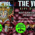 "The Val presentan ""Say Goodbye"" de su próximo disco 'King Ocelot'"
