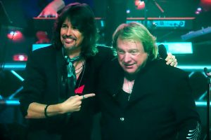 'Double Vision: Then and Now': en octubre sale el DVD de Foreigner
