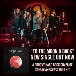 «To The Moon & Back», single estreno de Shiraz Lane