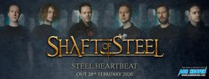 Shaft of Steel: la banda de AOR de Londres presenta su debut