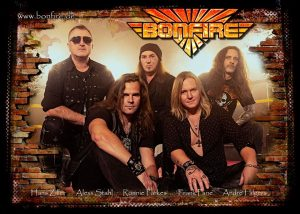 «Rock'n'Roll Survivors», el gran regreso de Bonfire
