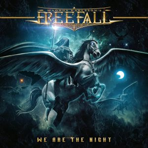 Magnus Karlsson's Free Fall: nuevo disco 'We Are The Night' para mayo