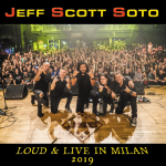 'Live At Frontiers Rock Festival 2019', nuevo disco en vivo de Jeff Scott Soto