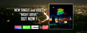 "«Night Drive"", el nuevo videoclip de Brother Firetribe"
