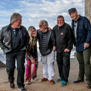 Jefferson Starship regresó con «It's About Time»